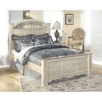 Catalina Queen Poster Headboard
