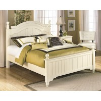 Cottage Retreat - Queen/Full Poster Footboard