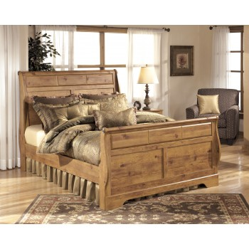 taupe with bedroom nightstands mirrored gray headboard sleigh bed upholstered and