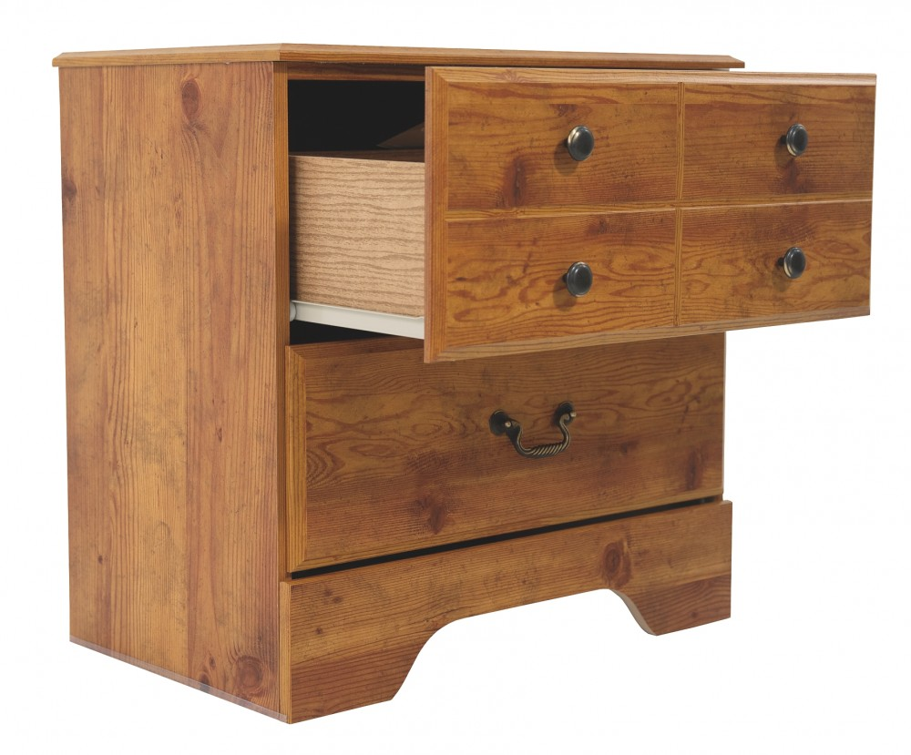 Bittersweet - Two Drawer Night Stand