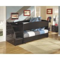 Embrace - Twin Loft Caster Bed