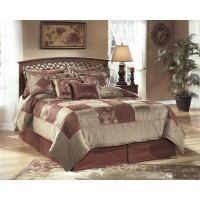 Timberline - Queen/Full Panel Headboard