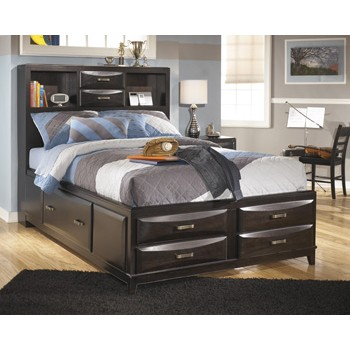 Kira Full Storage Headboard