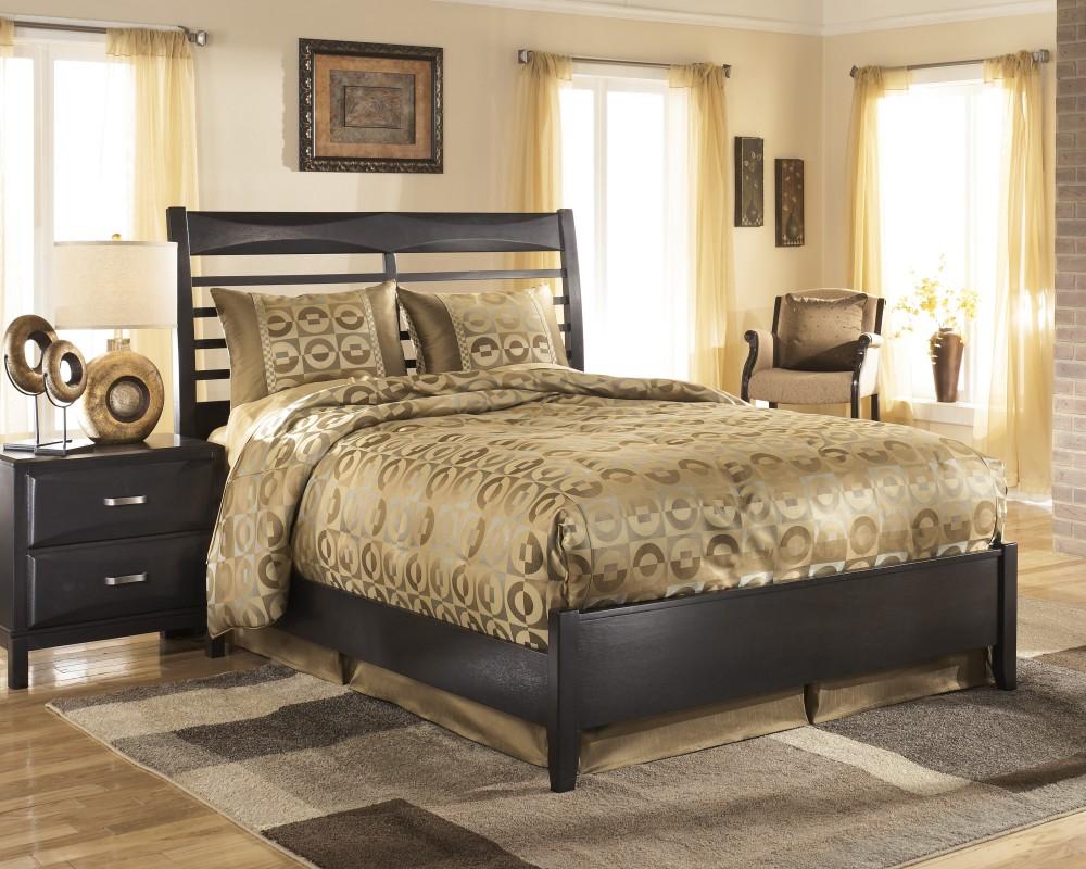 Kira Queen Panel Rails B473 96 Bed Frames Discount Furniture