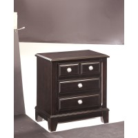 Ridgley - Three Drawer Night Stand