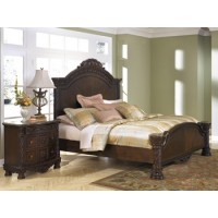 North Shore Queen Panel Headboard