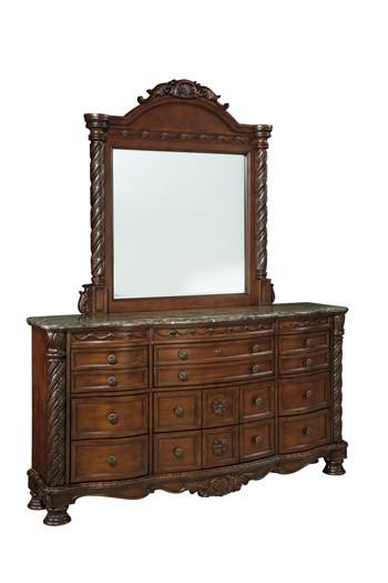 North Shore Bedroom Mirror