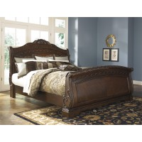 North Shore - Queen Sleigh Footboard