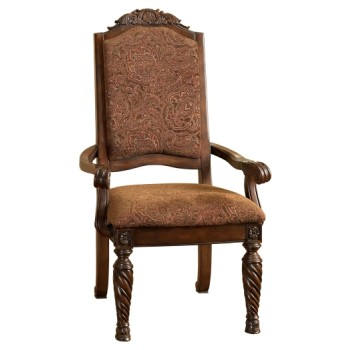 North Shore - Dining UPH Arm Chair (Set of 2)