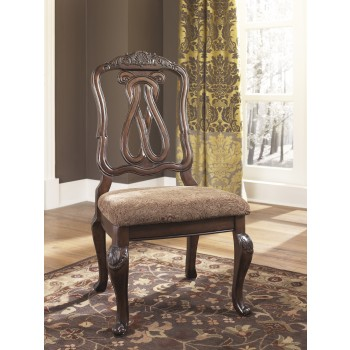 North Shore - Dining UPH Side Chair (Set of 2)