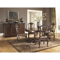 North Shore - Round DRM Pedestal Table Top