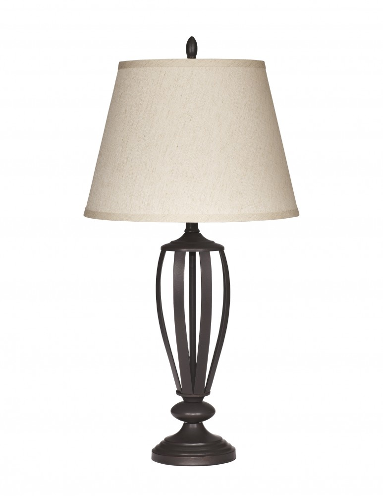 Mildred   Metal Table Lamp (Set Of 2)