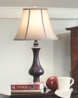 Nidra - Metal Table Lamp (Set of 2)