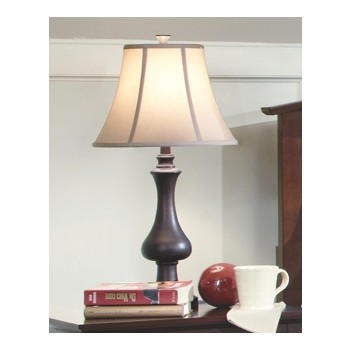Nidra - Metal Table Lamp (Set of 2)