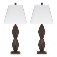 Natane - Poly Table Lamp (Set of 2)