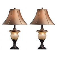 Danielle - Poly Table Lamp (Set of 2)