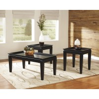 Delormy - Occasional Table Set (Set of 3)