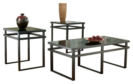 Laney - Occasional Table Set (Set of 3)