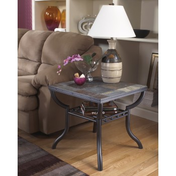 Antigo - Square End Table