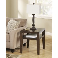 Deagan - Rectangular End Table