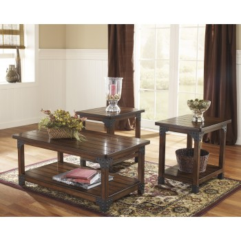 Murphy - Occasional Table Set (Set of 3)