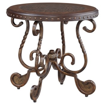 Rafferty - Round End Table