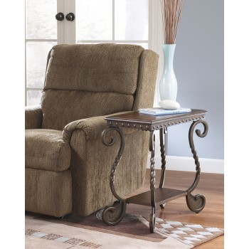 Rafferty - Chair Side End Table
