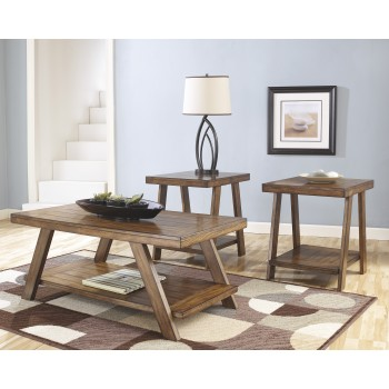 Bradley - Occasional Table Set (Set of 3)