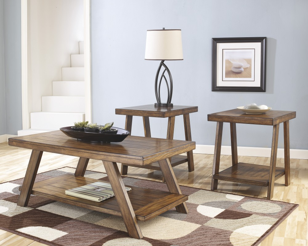 Bradley   Occasional Table Set (Set Of 3)