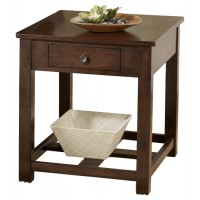 Marion - Rectangular End Table