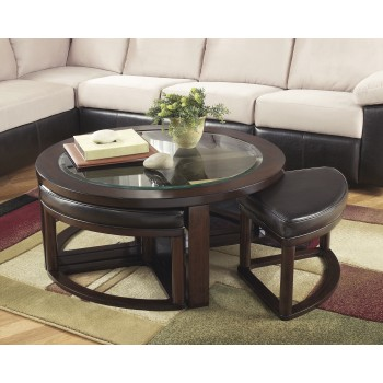 Marion - Cocktail TBL w/4 Stools (Set of 5)