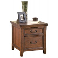 Woodboro - Media End Table