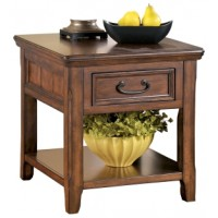 Woodboro - Rectangular End Table