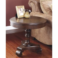 Brookfield - Round End Table