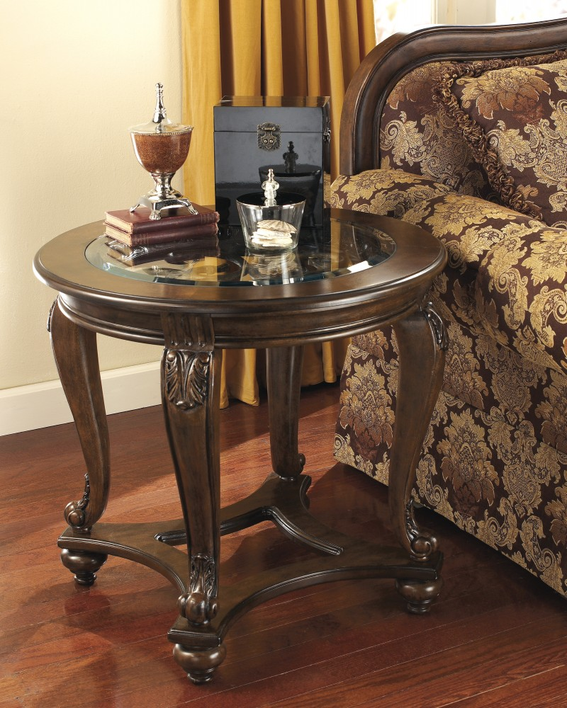 Norcastle - Round End Table