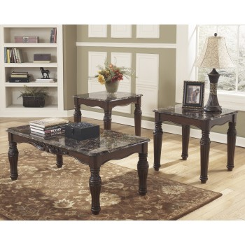North Shore - Occasional Table Set (Set of 3)