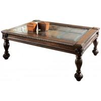 Mantera - Rectangular Cocktail Table