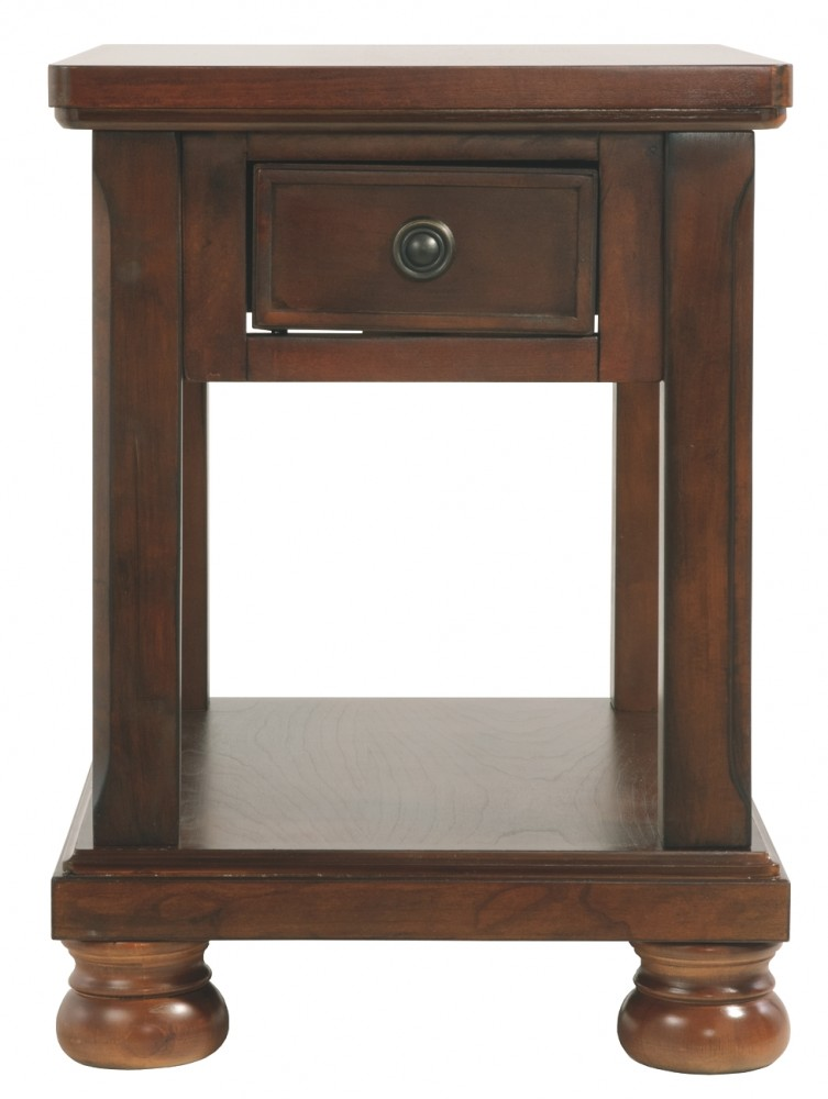 Porter Chair Side End Table Chair Side Tables