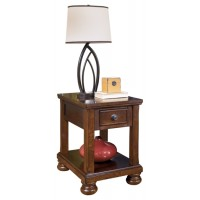 Porter - Chair Side End Table