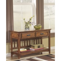 Cross Island - Console Sofa Table