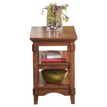 Cross Island - Chairside End Table