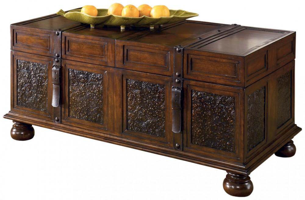 McKenna - Cocktail Table with Storage