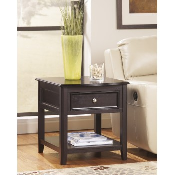 Carlyle - Rectangular End Table