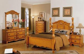 Pinehurst Bedroom Group
