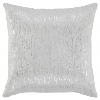 Tacey - Off White/Silver - Pillow