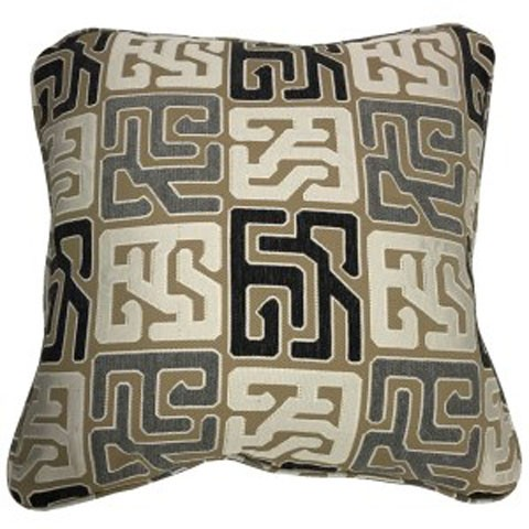 Tillamook - Black/Tan/Gray - Pillow