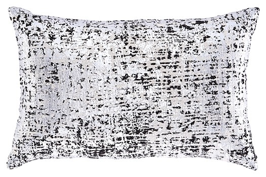 Linda - Black/Silver - Pillow