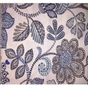 Miriam - Blue/Cream - Pillow