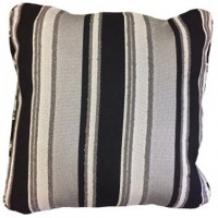 Samuel - Black/Tan - Pillow
