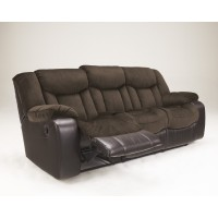 Tafton - Java - Reclining Sofa